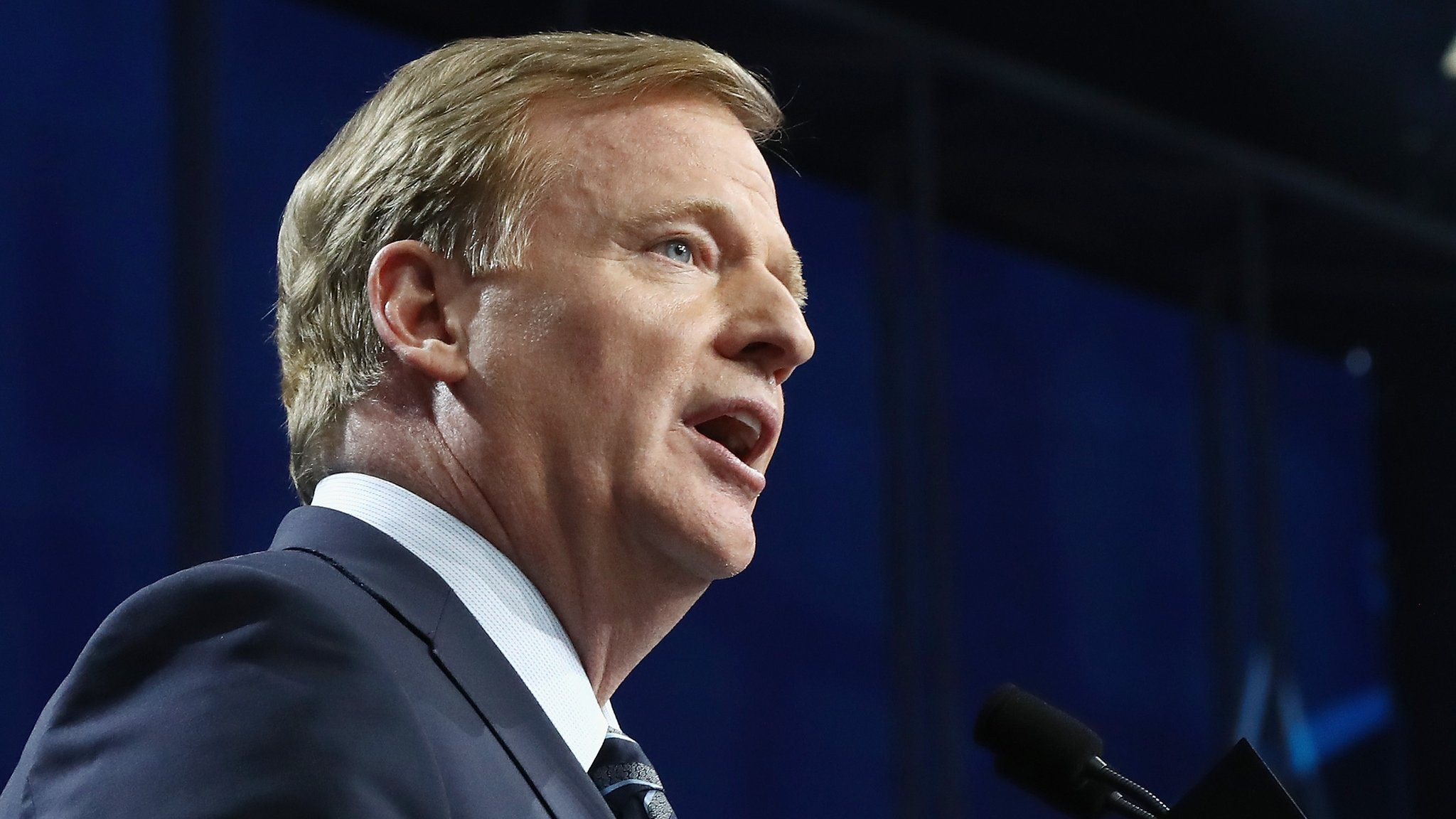 NFL integrity must be protected after gambling legalisation - Goodell