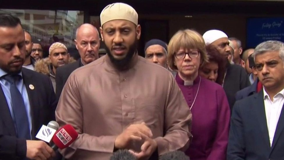 New Zealand attacks: Finsbury Park imam condemns far-right extremism