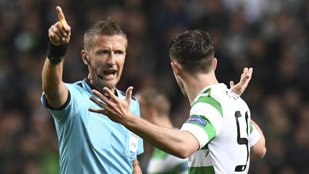 Scottish FA to consider introducing foreign referees to Premiership