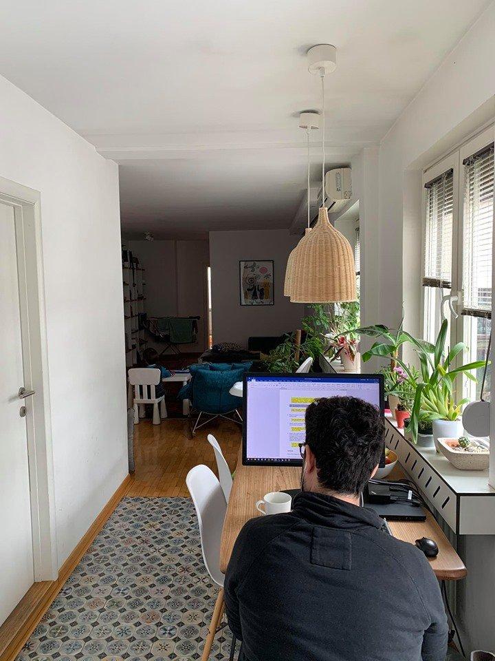 rad od kuće
