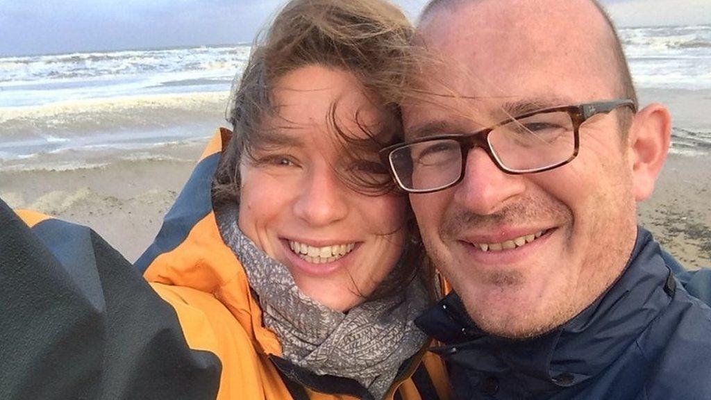 Dr Jeroen Ensink death: 'I opened the door to a homicide tent'
