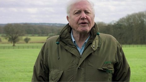 BBC News - Climate change: Sir David Attenborough warns of 'catastrophe'