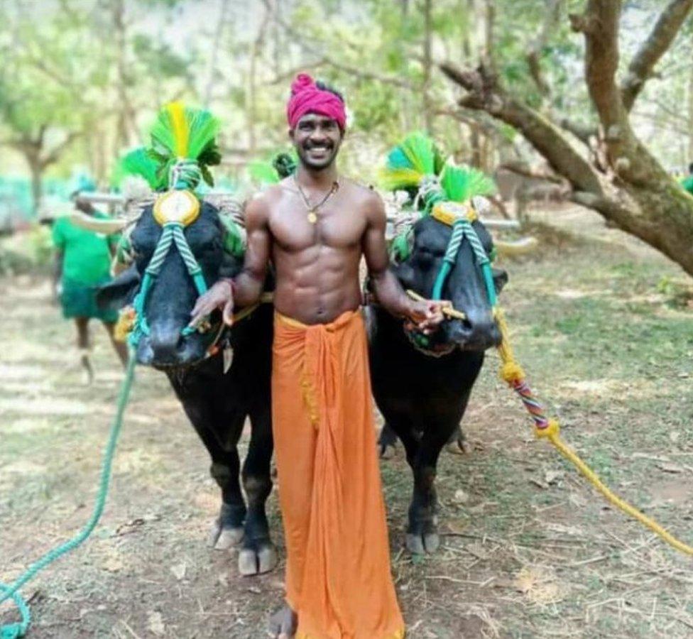 Srinivas Gowda