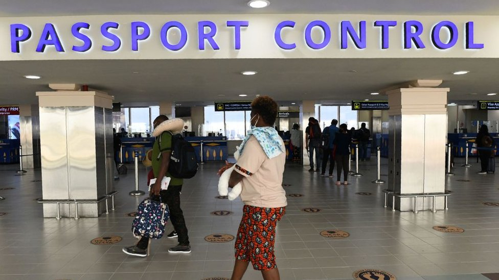 Kenyans arrested at airport with 'fake' Covid certificates