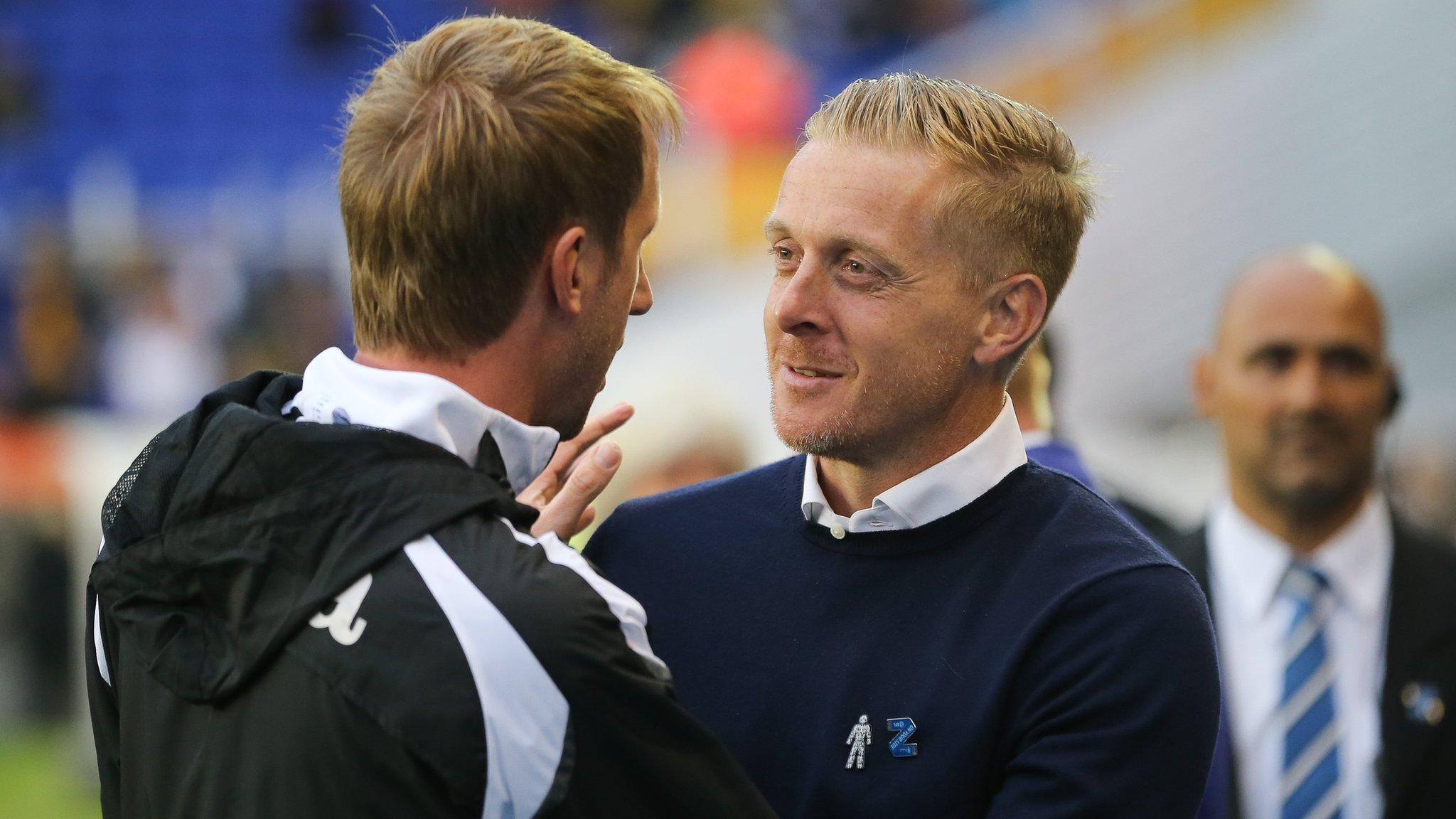 Swansea City expected to 'bounce straight back' - Garry Monk
