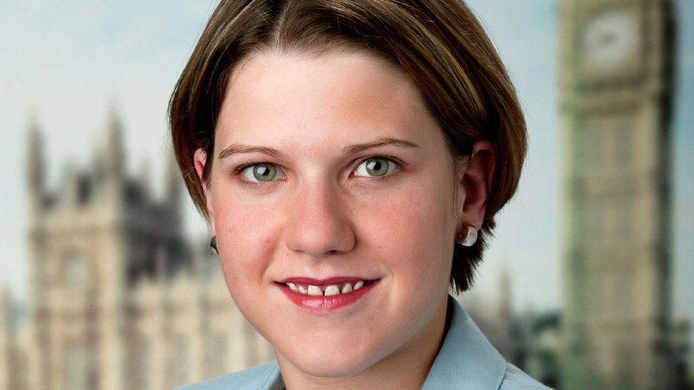 Džo Svinson - slika za parlament 2005.