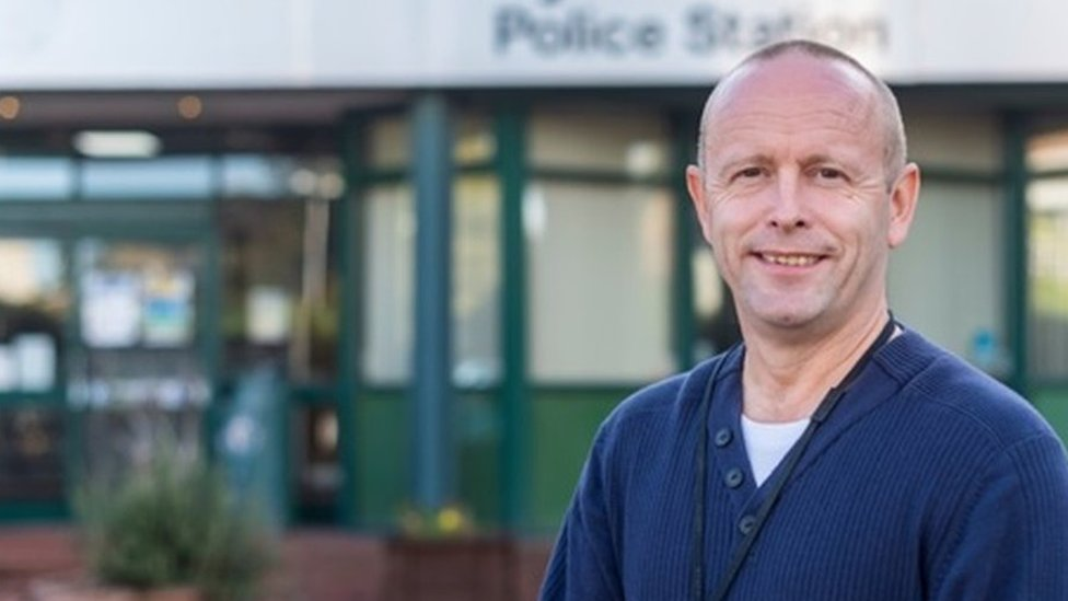 PC Chris Burnham