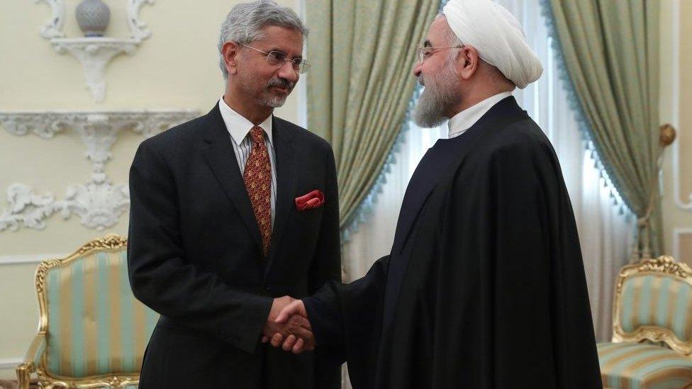 ایران انڈیا