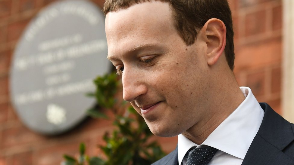 Mark Zuckerberg has said Facebook is treating the removal of misinformation as a priority