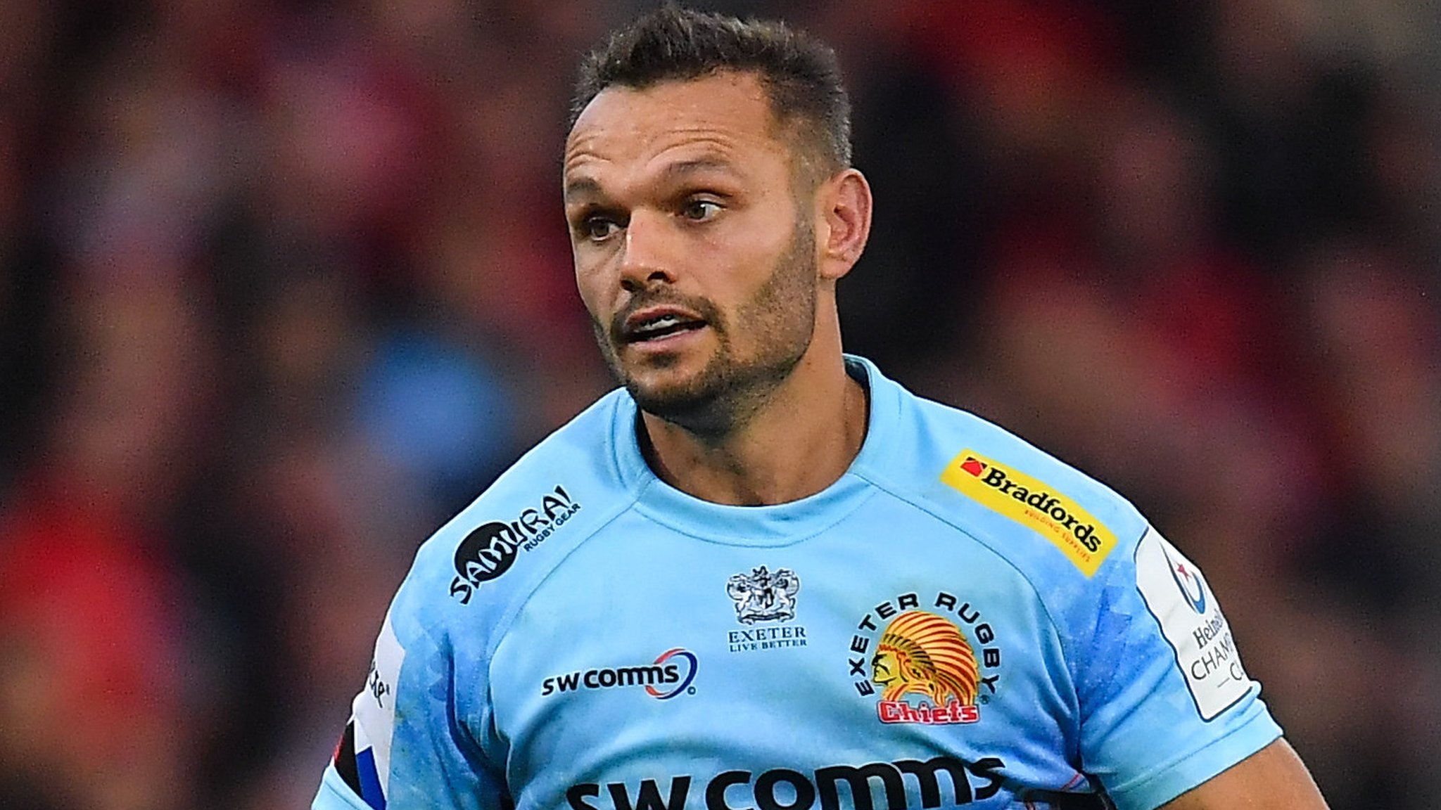 Phil Dollman: Exeter full-back still has Chiefs future, says boss Rob Baxter