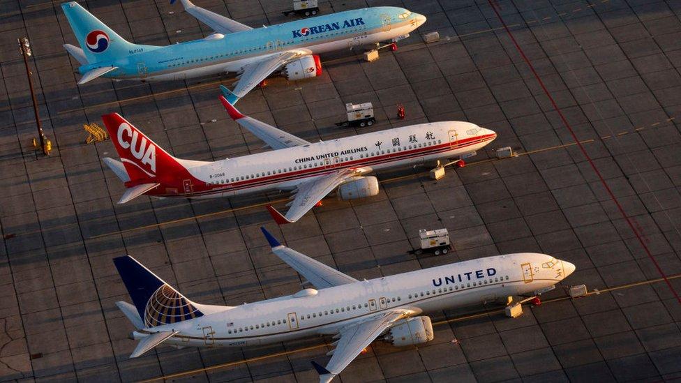 У Boeing 737 Max обнаружили новые недочеты. Возобновления полетов не предвидится