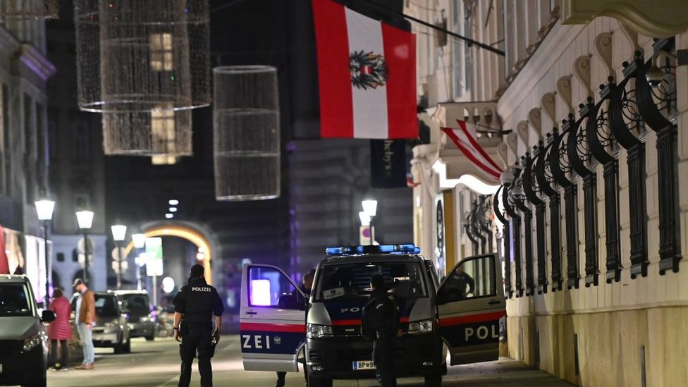 Vienna Shooting: Austria Launches Manhunt After Deadly Terror Attack
