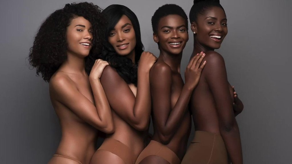 The woman reclaiming nude for women of colour