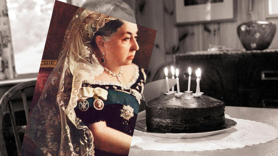 La reina Victoria de Inglaterra.
