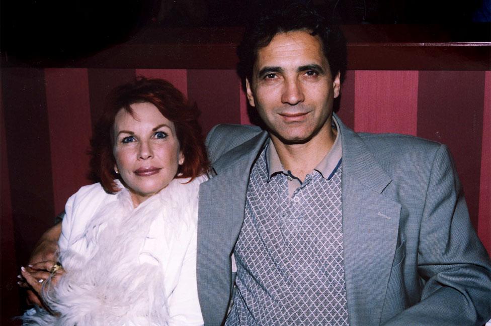 Diane Reeve y Philippe Padieu