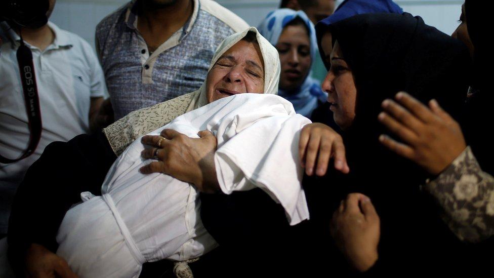 Сутички в секторі Газа: Ізраїль і палестинці обмінялися звинуваченнями в ООН
