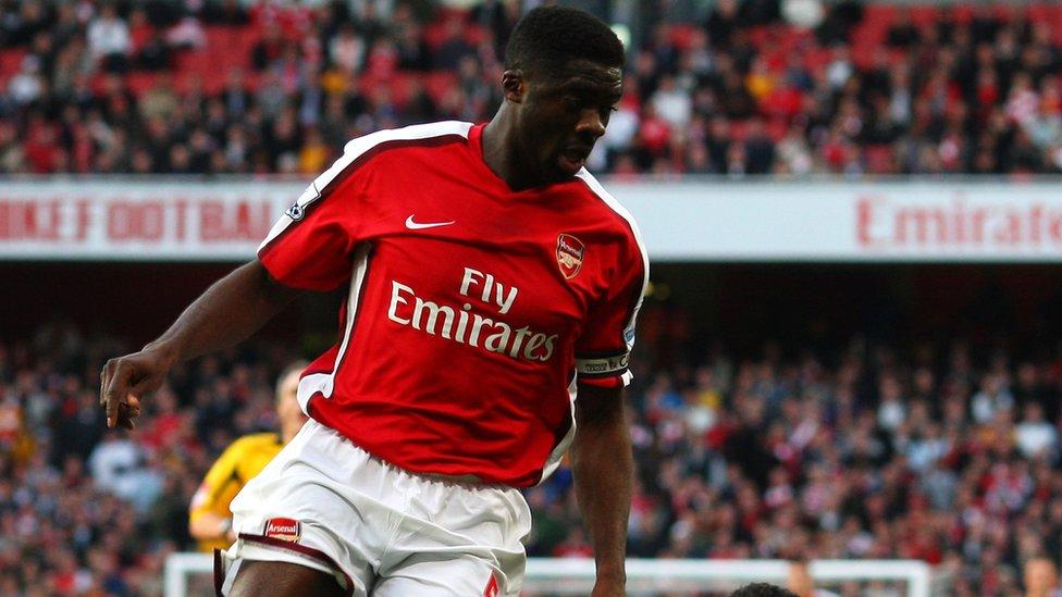 Kolo Touré militó en Arsenal, Manchester City, Liverpool y Celtic y con la selección de Costa de Marfil.