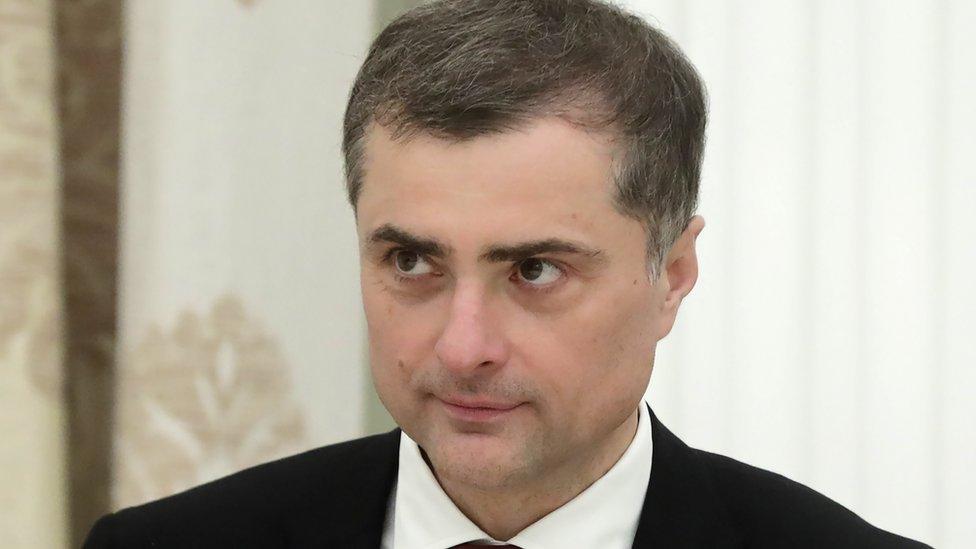 Владислав Сурков уходит с поста помощника Путина. Что об этом думают на Украине