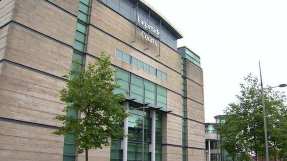 Belfast court complex