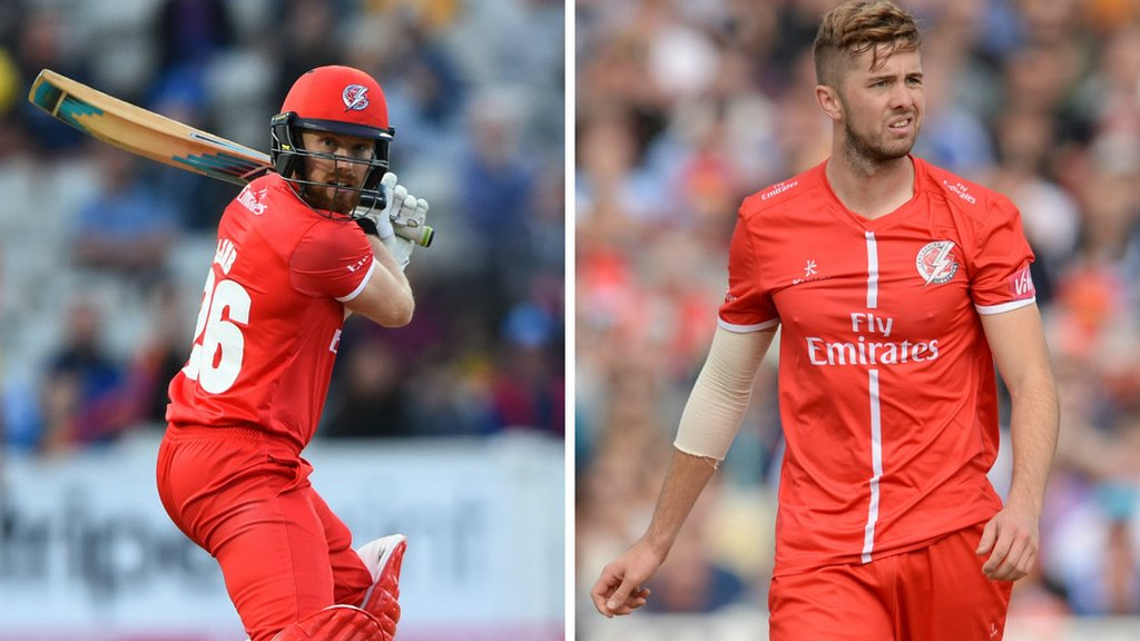 Lancashire: Toby Lester and Danny Lamb sign new two-year contracts at Old Trafford