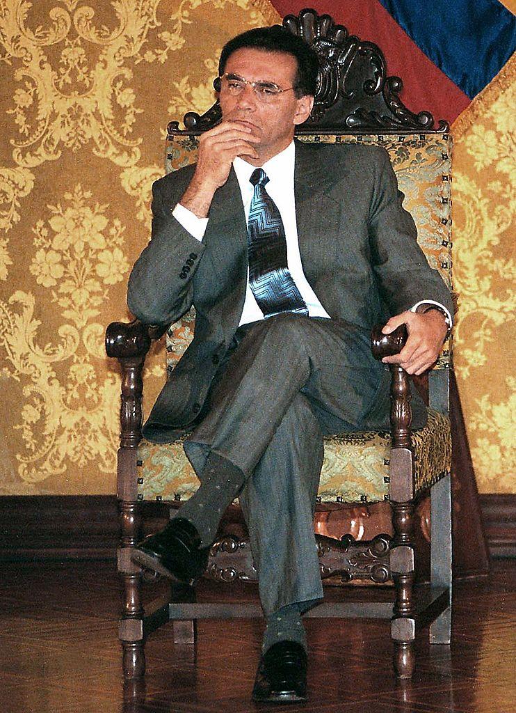 Presidente Jamil Mahuad