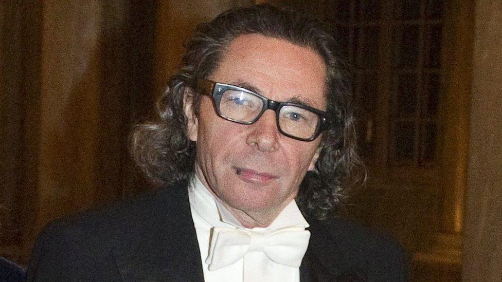 Jean-Claude Arnault fotografiado en 2011.
