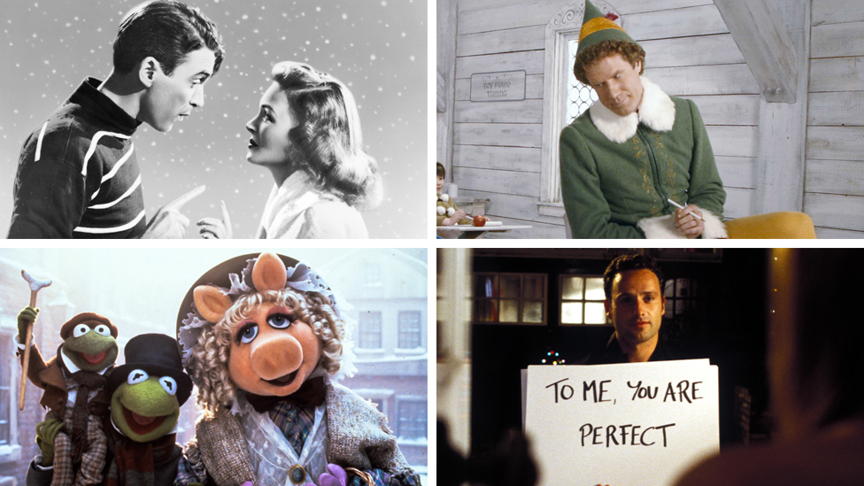 Best Christmas film: Elf, The Muppets and Love Actually miss top spot