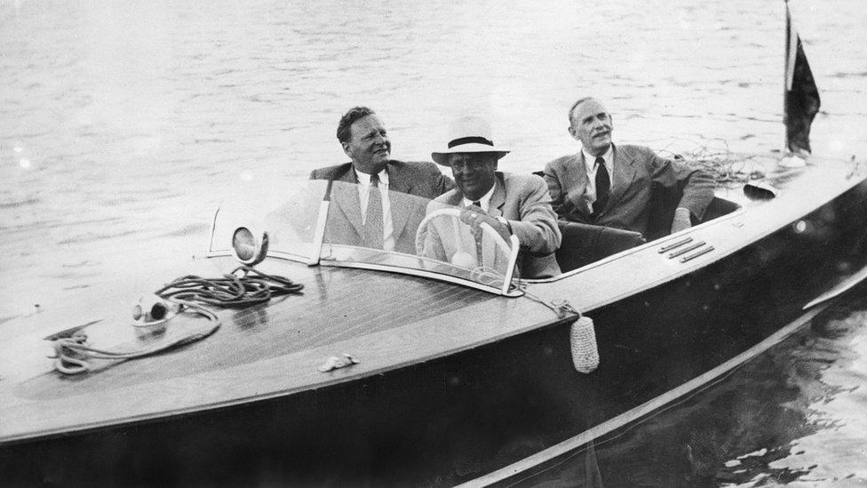 Brioni, 26. jun 1952.
