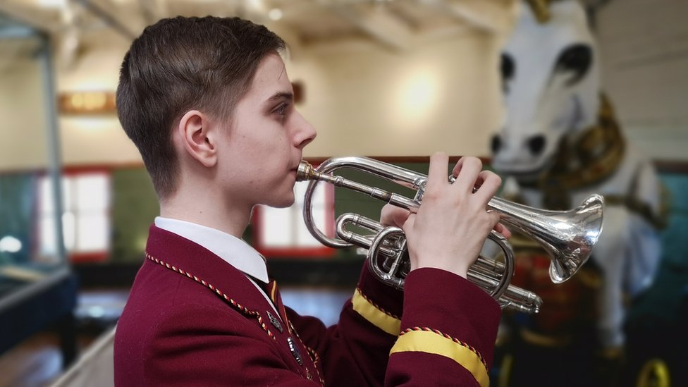 Rediscovered WW1 cornet to sound Last Post on Remembrance Sunday