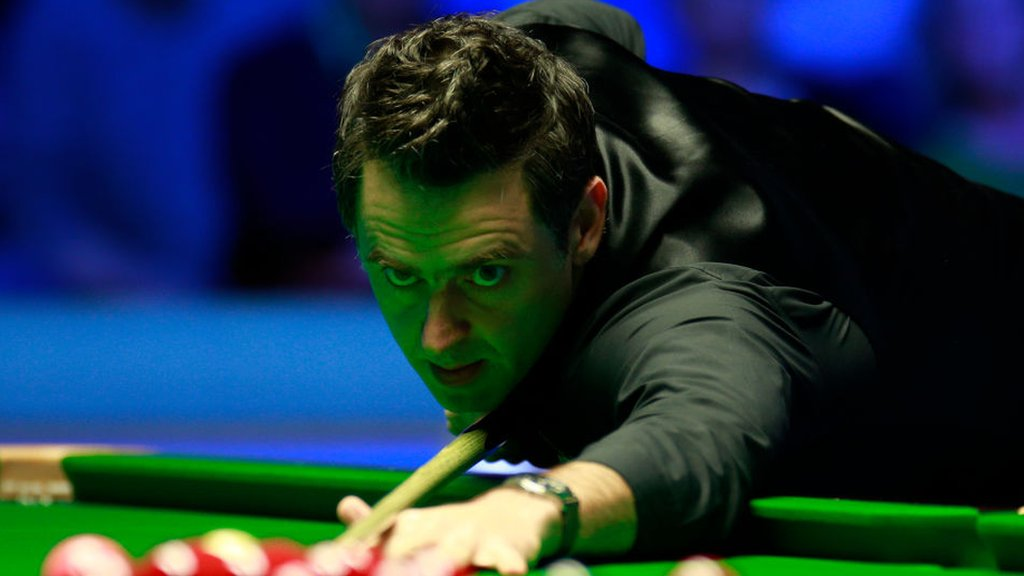 O'Sullivan wins Tour Championship to top rankings for first time since 2010