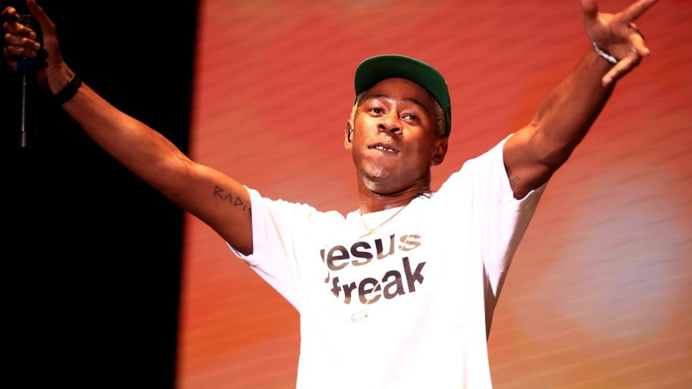 Tyler, The Creator: 'Rowdy' crowd stops rapper's Peckham gig