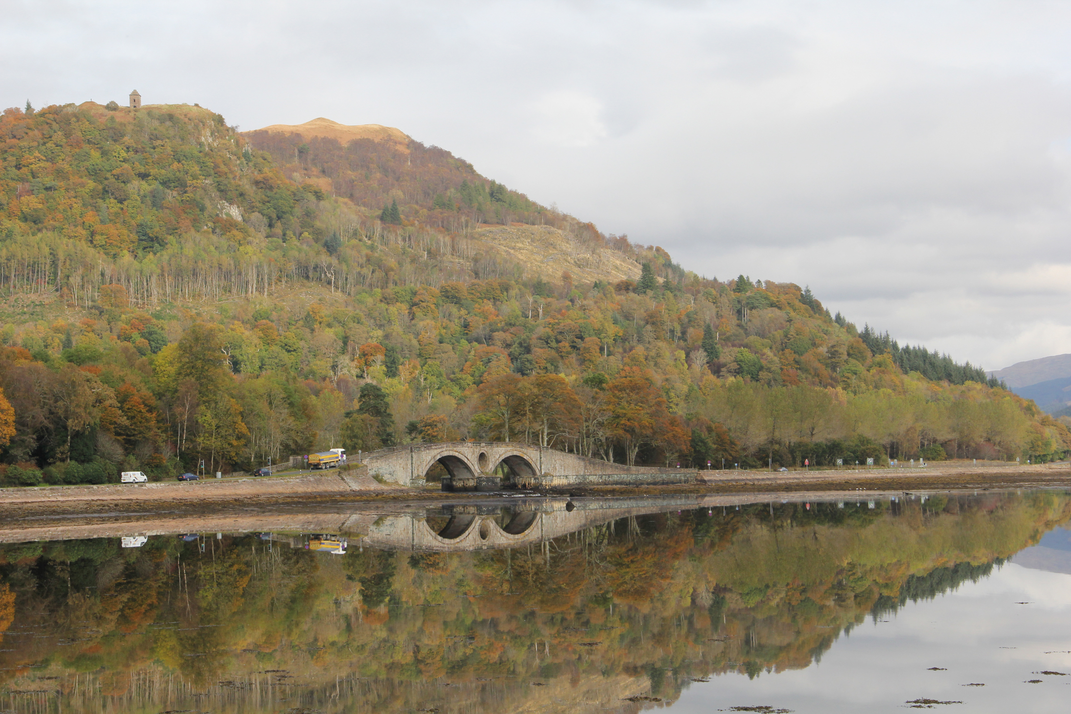 Inveraray bridge