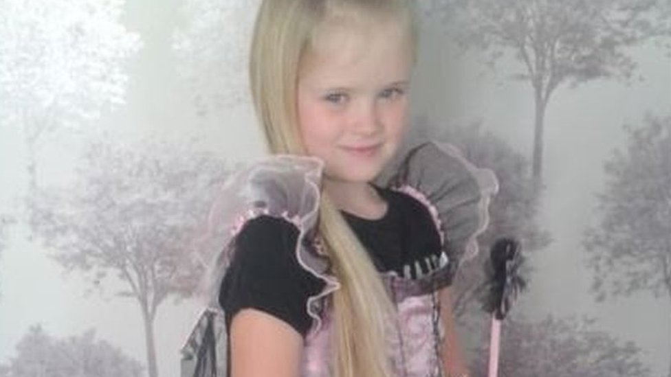 Mylee Billingham: Father 'dragged daughter before killing her'