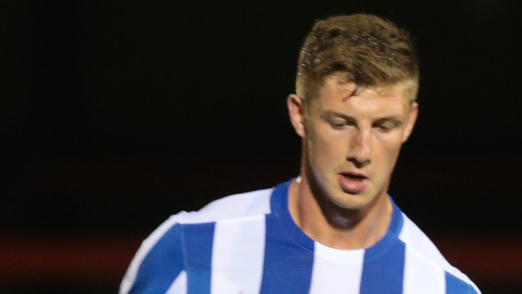Ben Hall: Brighton loan defender to Notts County for the season