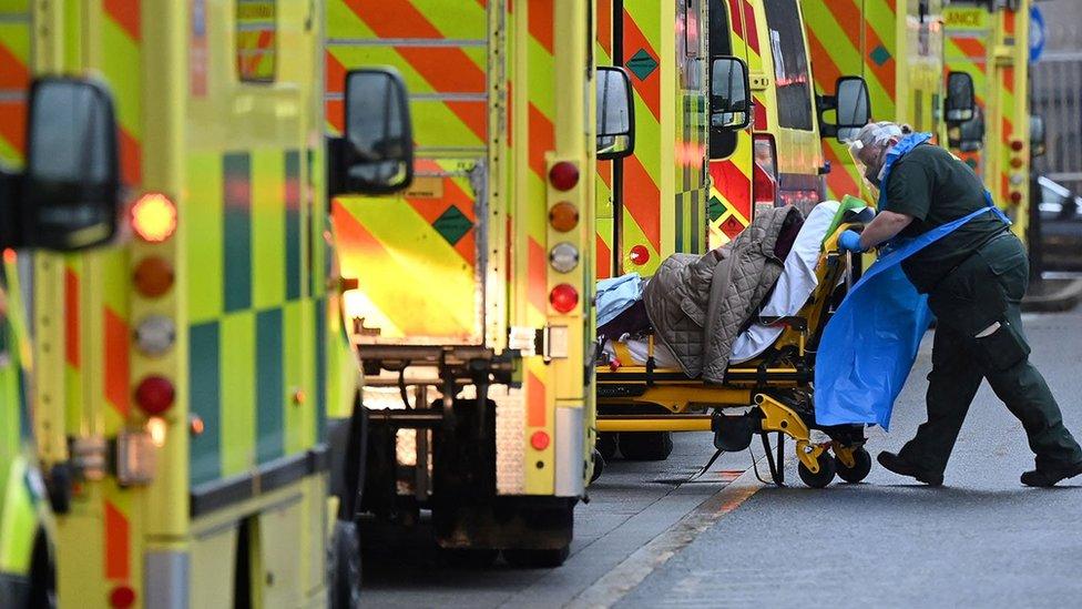 مستشفى في لندن