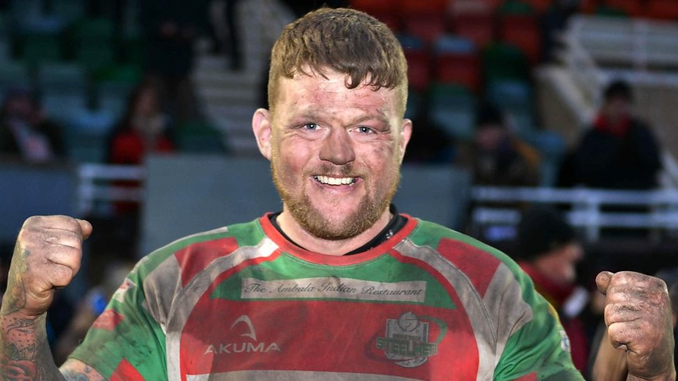 Juggling life, rugby and work in the Welsh Premiership