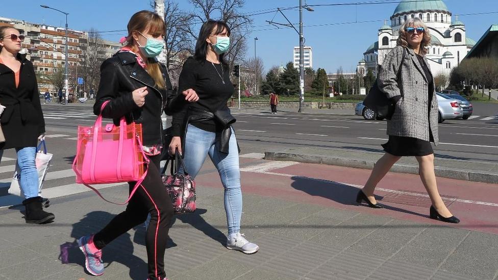 devojke na ulici