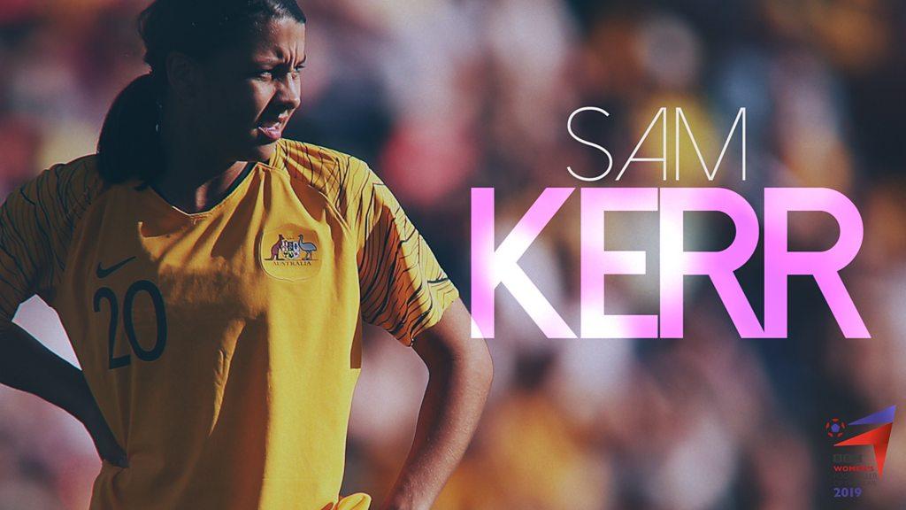 BBC Women's Footballer of the Year 2019 contender Sam Kerr