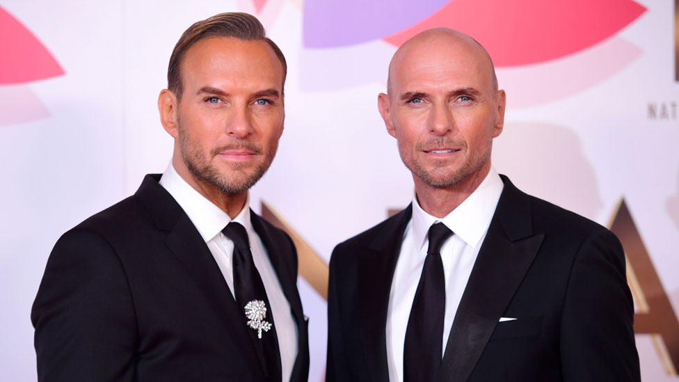 Bros brothers Luke and Matt Goss announce BBC Four return