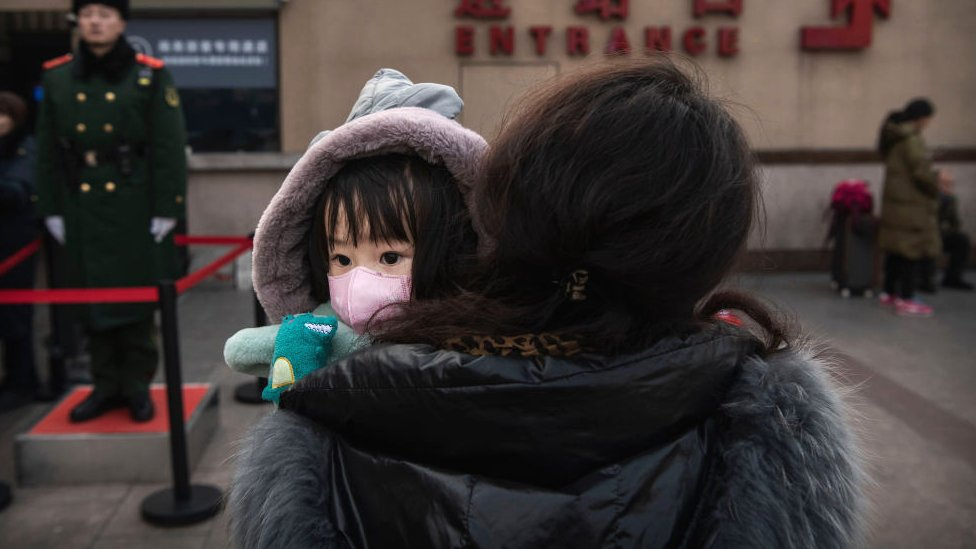 población china