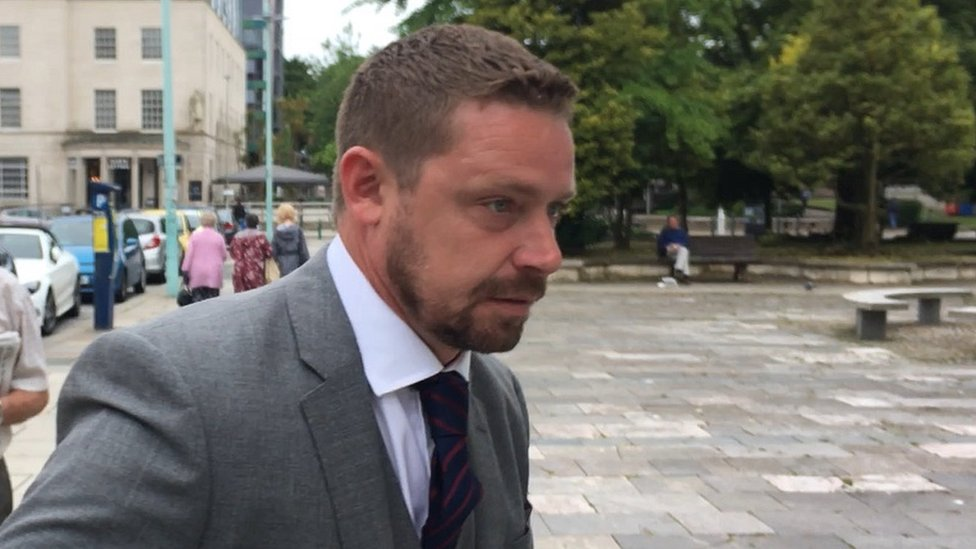 Man who 'picked officer up by his nostrils' gets 7 years
