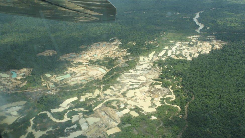 Masyarkat adat mengatakan telah terjadi peningkatan serangan di tanah mereka