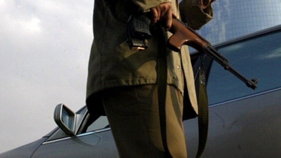 شرطي سعودي