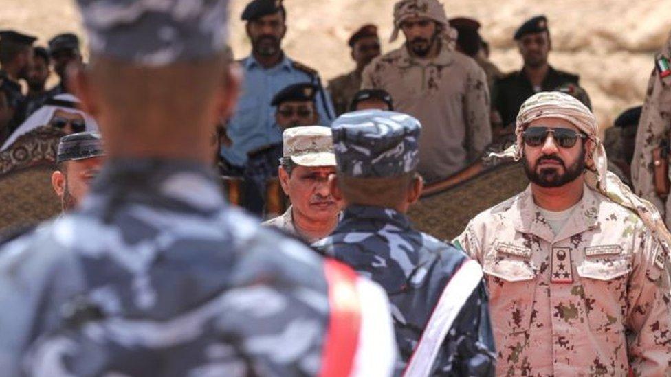 قوات إماراتية باليمن