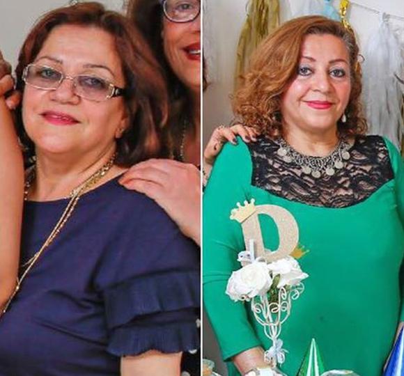 Sakineh and Fatima Afrasiabi