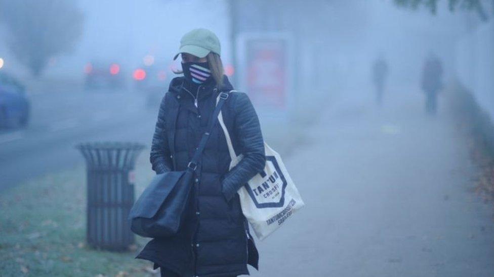 Diferentes estudios han establecido un vínculo entre la contaminación del aire y los problemas respiratorios y cardíacos.