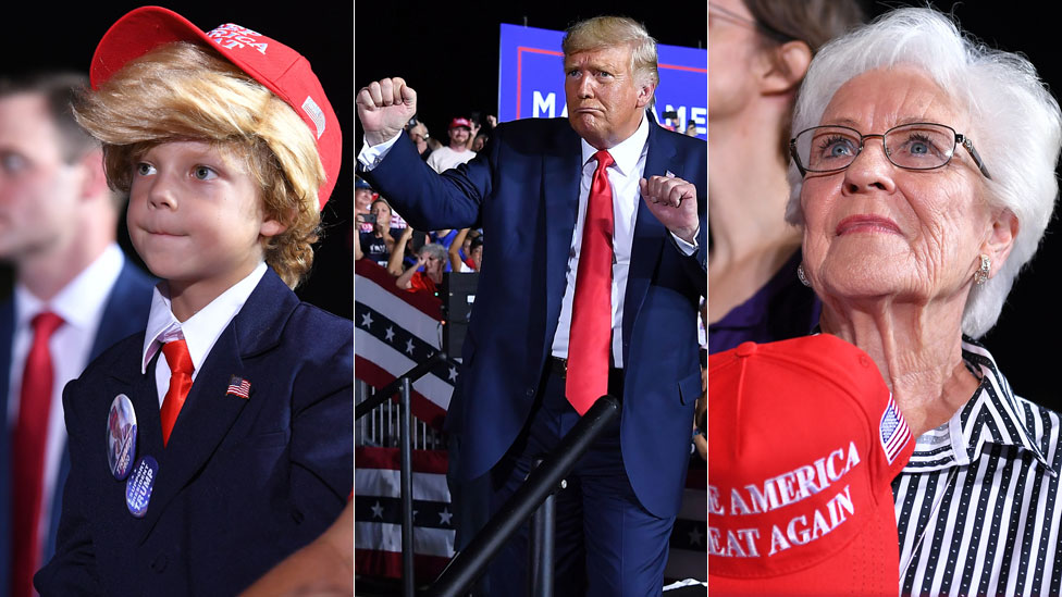 Trump in Florida