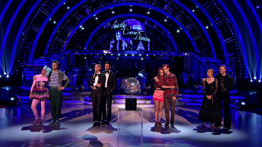 Strictly Come Dancing winner crowned