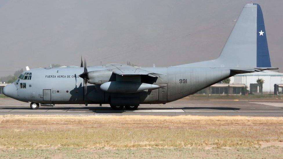 Пропавший чилийский самолет, вероятно, разбился на пути в Антарктиду
