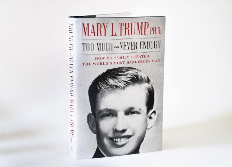 El libro de Mary Trump